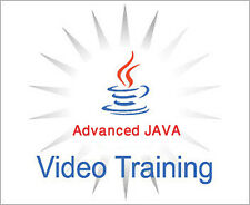 Advanced Java Programming Video Training tutorials CBT - 30+ Hrs - Master level