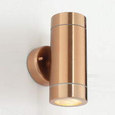 COPPER UP AND DOWN  WALL LIGHT - ST5008C ODYSSEY RANGE - IP65
