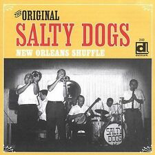 New Orleans Shuffle by The Original Salty Dogs (CD, Nov-2001, Delmark (Label))
