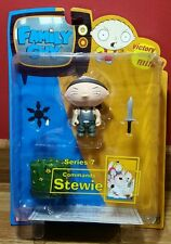 MEZCO FAMILY GUY SERIES 7 COMMANDO STEWIE FIGURE 2007