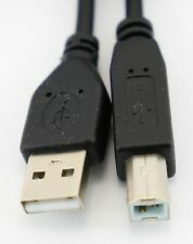SHORT .5 Metre 50cm USB 2.0 A to B Printer Cable Lead Epson Cannon Hp Brother