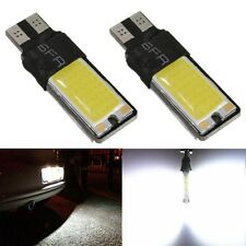2X BOMBILLAS CANBUS ERROR FREE High Power W5W T10 96 COB LED BLANCO AUTO COCHE