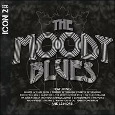Icon 2 by The Moody Blues (CD, Jul-2011, 2 Discs, Polydor) Brand New Sealed!