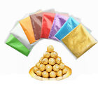 100pcs Square Foil Wrappers Package for Sweets Candy Chocolate Lolly Party GTS