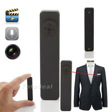 Mini 8GB Hidden Button Pinhole Camera DV Video Recorder DVR Surveillance Cam VV