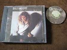 CD Baltimoore There's no Danger on the Roof Sweden 1989