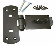 "HASP AND STAPLE HEAVY DUTY  VERTICAL 152mm [ 6"" ] [ HL711 ]"