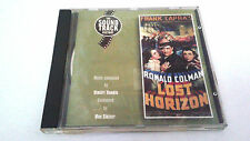 "ORIGINAL SOUNDTRACK ""LOST HORIZON"" CD 20 TRACK MAX STEINER BANDA SONORA BSO OST"