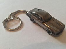 Jaguar XJS Coupe ref105 3D snake keyring FULL CAR