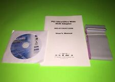 ACARD PCI ULTRA/ULTRA WIDE SCSI ADAPTER USER MANUAL, BAND & ACARD SUPPORT CD