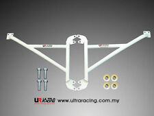 ULTRA RACING 3-POINT FENDER BRACE CHASSIS FRAME BAR FOR 89-94 NISSAN 240SX S13