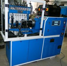 Multipurpose Diesel Injector Pump & Common Rail Test Bench / Stand, 8 Cyl.