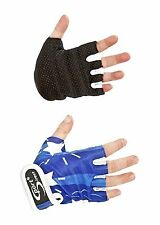 Sport Direct™ Bicycle Childs Kids Girls Lycra Gloves Blue X small