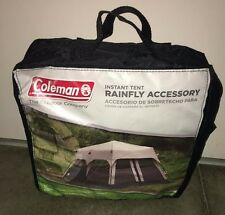 COLEMAN RainFly Accessory for 8-Person Camping Instant Tent - Rain Protection