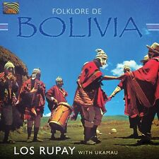 Various Artists, Los Rup.y - Folklore de Bolivia [New CD]