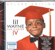 Lil Wayne-Tha Carter IV-Deluxe CD-Bonus Tracks-Brand New