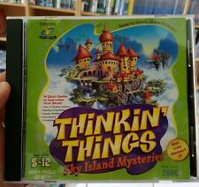 Thinkin' Things - Sky Island Mysteries - PC GAME - FREE POST