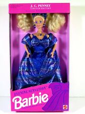 NIB BARBIE DOLL 1992 EVENING SENSATIONS J.C. PENNY