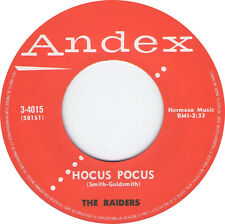 HOCUS POCUS The Raiders  *HOT JIVER*