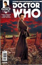 DOCTOR WHO TENTH DOCTOR #9 COVER B SUBSCRIPTION PHOTO COVER VARIANT #sjan16-622