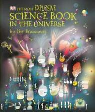 The Most Explosive Science Book in the Universe...By The Brainwaves-ExLibrary