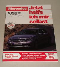Reparaturanleitung Mercedes C-Klasse W204 C 180 200 220 250 300 350, ab 2011
