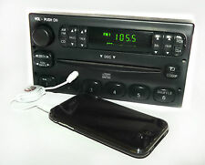 2003 - 2004 Ford F150 AM FM CD Radio with Aux Port for iPod Smartphone & More