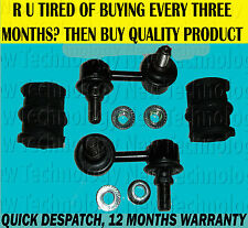 FRONT STABILIZER ANTI ROLL DROP LINK BAR BUSH BUSHES X4 FITS XTRAIL NT30 01-07
