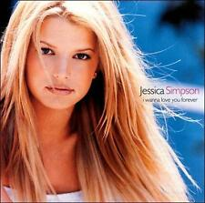 I Wanna Love You Forever [CD5/Cassette Single] [Single] by Jessica Simpson...