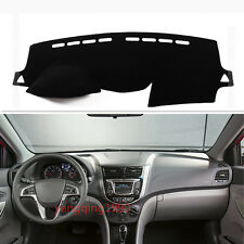 Inner Dashboard Dash Mat DashMat Sun Cover Pad For 2012 - 2016 HYUNDAI ACCENT