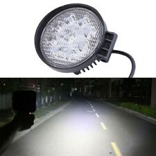 27W 12V Spot LED Work Light Lamp For Boat Tractor Truck Off-road SUV NEW CC