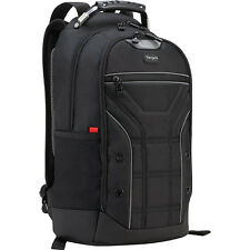 "Targus 14"" Drifter Sport - Black/Silver Laptop Backpack NEW"
