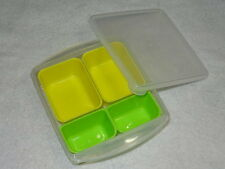 Japanese Lunch Box Bento Food Container 4cups Made In Japan