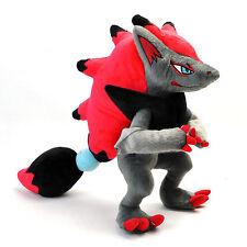 Pokemon Soft Toy Zoroark Plush Doll 30cm