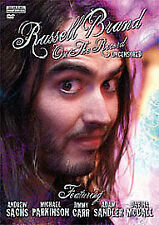 RUSSELL BRAND ON THE RECORD - Uncensored {DVD}