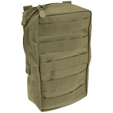 5.11 6.10 VERTICAL MULTI PURPOSE UTILITY POUCH MOLLE WEBBING AIRSOFT SANDSTONE
