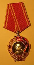order of lenin Beautiful Russian Soviet Order of Lenin  gold platinum