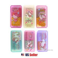 Sanrio Hello Kitty Scented Putty Erasers 6pcs 1 Set