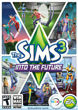 Sims 3: Into the Future Expansion (Windows/Mac, Region-Free) Origin Download
