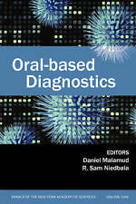 Oral-Based Diagnostics (Annals of the New York Academy of Sciences)-ExLibrary