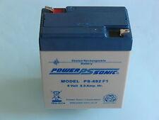 Akku Batterie Bleiakku Notstrom 6 V  8Ah  6Volt  9Ah 9,5Ah 10Ah 7,2Ah 7Ah