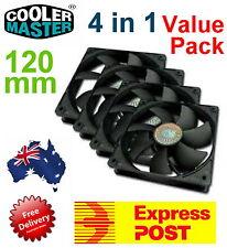 CoolerMaster 4x 120mm Fans 4-in-1 Value Pack Cooler Master