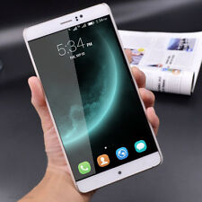 "Unlocked 6.0""Quad Core Smartphone Android 5.1 IPS GSM 3G Cell Phone GPS QHD"