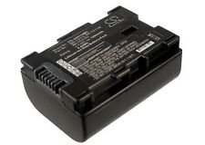 3.7V Battery for JVC GZ-MS216SEU GZ-MS230 GZ-MS230AU BN-VG114 Premium Cell