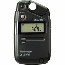 Sekonic i-346 Illuminometer LIGHT METER, Londra