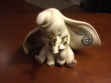 VINTAGE LENOX WALT DISNEY SHOWCASE COLLECTION DUMBO JEWELED EXCELLENT CONDITION