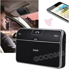 Kit Para El Coche Clip Manos Libres Inalámbrico Bluetooth 4.0 Altavoz iphone
