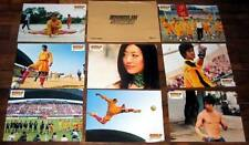 SHAOLiN SOCCER Stephen Chow China Cecilia Cheung 8 FRENCH LOBBY CARDs