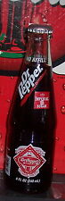 2007 DR PEPPER IMPERIAL PURE CANE SUGAR 8 OUNCE GLASS DR PEPPER  BOTTLE