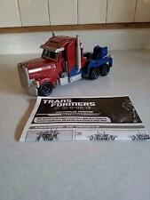Hasbro Transformers OPTIMUS PRIME Autobot Action Figure Vehicle or Robot 2011